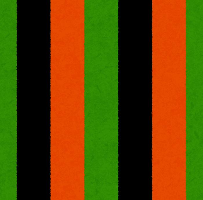 定式幕のパターン